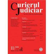 Curierul Judiciar, Nr. 11/2008