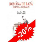 ROMANA DE BAZA (VOL I, II SI CD AUDIO)