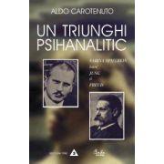 Un triunghi psihanalitic. Sabina Spielrein între Jung şi Freud (coeditare Curtea Veche şi Editura Trei)