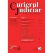 Curierul Judiciar, Nr. 3/2009