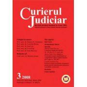 Curierul Judiciar, Nr. 3/2008