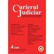 Curierul Judiciar, Nr. 4/2008