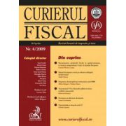 Curierul Fiscal, Nr. 4/2009