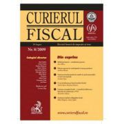 Curierul fiscal, Nr. 8/2009