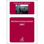 Curtea de Apel Constanta. Buletinul Jurisprudentei 2007
