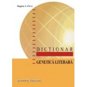 DICTIONAR DE GENETICA LITERARA