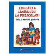 Set educarea limbajului (carte + 12 planse)
