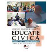 Educatie civica – manual, clasa a IV-a