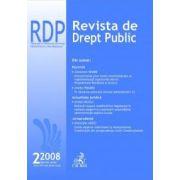Revista de Drept Public, Nr. 2/2008