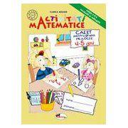 Activitati matematice-grupa mijlocie 4-5 ani