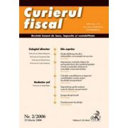 Curierul fiscal, nr. 2/2006