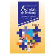Activitati de invatare pentru cunoasterea mediului clasa I
