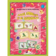Jocul literelor si al cuvintelor (4-7 ani) - planse