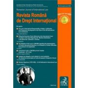 Revista Romana de Drept International, nr. 2/2006