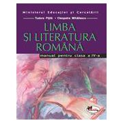 Limba si literatura româna, clasa a IV-a – manual