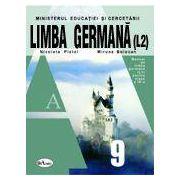 Limba germana. Manual pentru clasa a IX-a