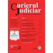Curierul Judiciar, Nr. 9/2009