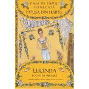 Casa de păpuşi fermecată - Păpuşa din hârtie Lucinda - Cu rochii de mireasă