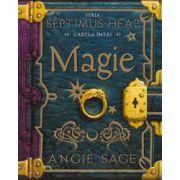 MAGIE- cartea intai Seria SEPTIMUS HEAP
