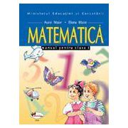 Matematica. Manual, clasa I
