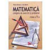 Matematica. Culegere de exercitii si probleme – clasa a V-a