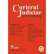 Curierul Judiciar nr. 5/2007 (mai 2007)