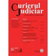 Curierul Judiciar, Nr. 6/2009