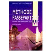 Méthode Passepartout. Limba franceza. Manual pentru clasa a VI-a