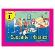 Educatie plastica – caiet, clasa I
