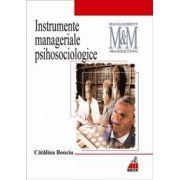Instrumente manageriale psihosociologice