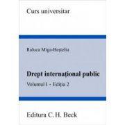 Drept international public. Volumul I. Editia 2