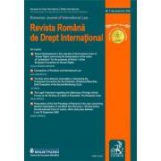 Revista Romana de Drept Internationala, Nr. 7/2008