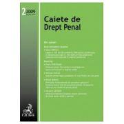 Caiete de Drept Penal, Nr. 2/2009