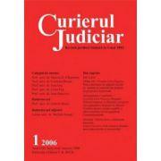 Curierul Judiciar, nr. 1/2006