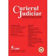 Curierul Judiciar Nr. 5/2008