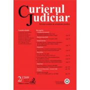 Curierul Judiciar, Nr. 2/2009