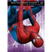 SPIDER-MAN 3: CARTE DE COLORAT CU JOCURI 3 IN 1