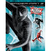 SPIDER-MAN 3: CARTE CU ABTIBILDURI REUTILIZABILE