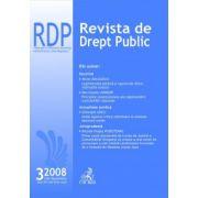 Revista de Drept Public, Nr. 3/2008