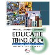 Educatie tehnologica . Manual clasa a V-a