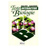 Teste interactive de biologie