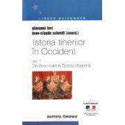 ISTORIA TINERILOR IN OCCIDENT I