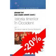 ISTORIA TINERILOR IN OCCIDENT (VOL I SI II)