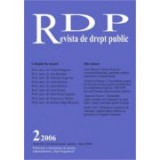 Revista de Drept Public, nr. 2/2006