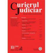 Curierul Judiciar, Nr. 10/2008