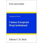 Uniunea Europeana: drept institutional