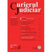 Curierul Judiciar, Nr. 1/2009