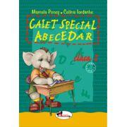 Caiet special abecedar (Elefantel)