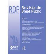 Revista de Drept Public, Nr. 3/2007