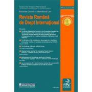 Revista Romana de Drept International. Nr. 9/2009